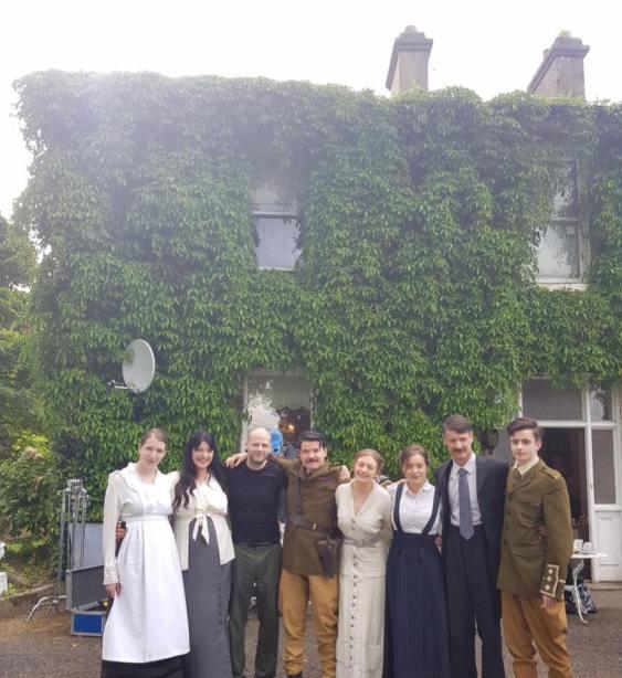 A Very Irish Family - Copy